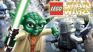 LEGO Star Wars: The Complete Saga - Part 8 (Walkthrough, Commentary)