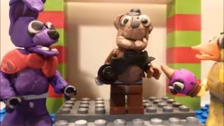 getlinkyoutube.com-Lego Five Nights At Freddy's - The Fazbear Band