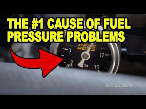 The Cause of Fuel Pressure Problems