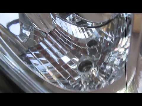 Замена лампочки габаритных огней ситроен берлинго 2 2012 г. (пежо типпи)