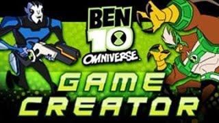 getlinkyoutube.com-Ben 10 - Omniverse Game Creator   [ Full Gameplay ] - Ben 10 Games