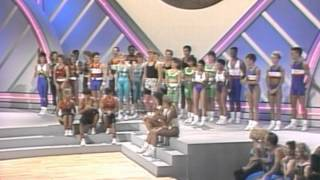 getlinkyoutube.com-National Aerobic Championship USA 1988