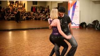 getlinkyoutube.com-Sydney's Best Social Dancer 2012 | Salsa Finals