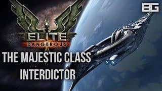 getlinkyoutube.com-Elite: Dangerous - The Empire Capital Ship, the Majestic Class Interdictor