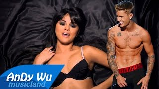 getlinkyoutube.com-Justin Bieber & Selena Gomez - Love Yourself / Hands To Myself