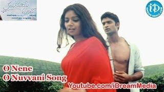 getlinkyoutube.com-O Nene O Nuvvani Song - Kalavaramaye Madilo | Swathi Reddy | Kamal Kamaraju