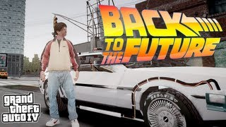GTA IV. Назад в будущее!