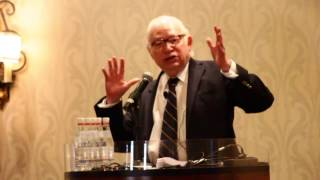 getlinkyoutube.com-2016 Patrusky Lecture: Steven Weinberg on What's the matter with quantum mechanics?
