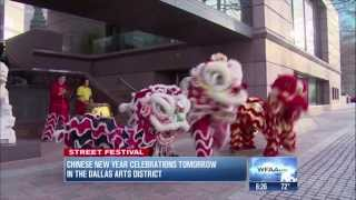 JK Wong Featured on Channel 8 WFAA News at 6pm