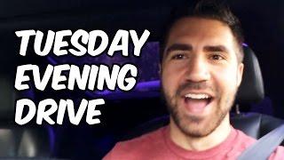 getlinkyoutube.com-Tuesday Evening Drive - GTA 5, Weird Requests, Post Office