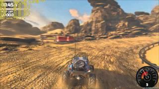 getlinkyoutube.com-Unreal Engine 4.2 | Off-Road Game Sample | GTX 780 Ti
