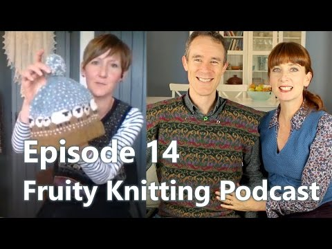 Episode 14 - Donna Smith, Shetland Wool, and Cutting the Steeks