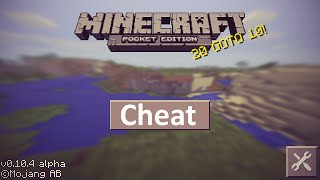 getlinkyoutube.com-Minecraft Pocket Edition cheat 0.10.5 (Android)