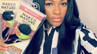 getlinkyoutube.com-Shake-N-Go Brazilian Virgin Remy Hair NAKED NATURE| unboxing & 1st Impression |