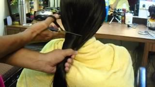 getlinkyoutube.com-Channel Promo ( Show reel of haircuts )