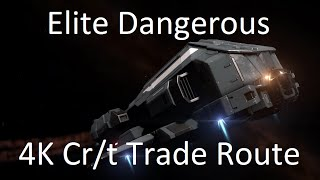 getlinkyoutube.com-Elite Dangerous - Finding a 4000Cr+/T Trade Route [Easy Mode]