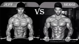 getlinkyoutube.com-Jeff Seid vs Sergi Constance ●Fitness and Bodybuilding Motivation 2016●Aesthetic