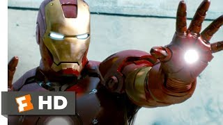 getlinkyoutube.com-Iron Man to the Rescue - Iron Man (8/9) Movie CLIP (2008) HD