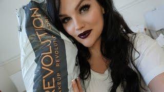 Makeup Revolution Haul + First Impressions!