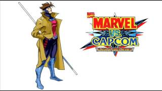 Marvel vs. Capcom - Gambit Theme (Remix)