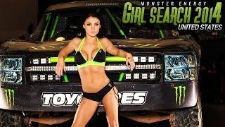 getlinkyoutube.com-Monster Energy Girl Search 2014 – What Happened in Vegas