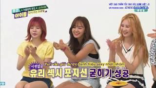 getlinkyoutube.com-[VIỆT SUB] 150826 Weekly Idol EP213 SNSD - Part 1