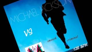 getlinkyoutube.com-☆Michael Jackson Vs Maroon 5☆ Smooth criminal Vs Moves like Jagger (Sandy Dupuy Mash Up) 128 BPM