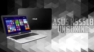 getlinkyoutube.com-Asus K555LB laptop unboxing