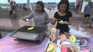 getlinkyoutube.com-ขนมปังกล้วยทอดเจ้าจ๋อ banana bread