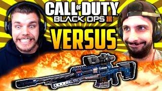 getlinkyoutube.com-SkyRRoZ VS Sackzi - 1vs1 au Sniper sur Black Ops 3