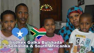 getlinkyoutube.com-Nin Somali ah oo Gabar Zulu South African ah Guursade | Wareysi Qoyska Maxamed