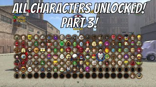 getlinkyoutube.com-LEGO Marvel Superheroes - A Look at Every Character With Commentary (Part 3/4)