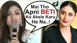 Soha Ali Khan Takes A DIG At Kareena Kapoor While Talking About Motherhood - Video width=