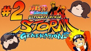 getlinkyoutube.com-Naruto Shippuden Ultimate Ninja Storm Generations: Chakra - PART 2 - Game Grumps VS