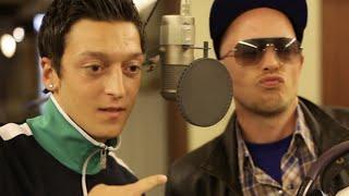 Mesut Özil, a Rapper!