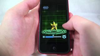 getlinkyoutube.com-Demo: Digimon Fusion Fighters App