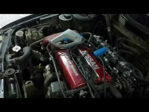 Угол зажигания Nissan Primera