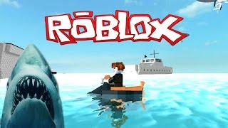 Roblox: Ant Simulator / Jaws 2015 [We're Gonna Need a Bigger Boat]
