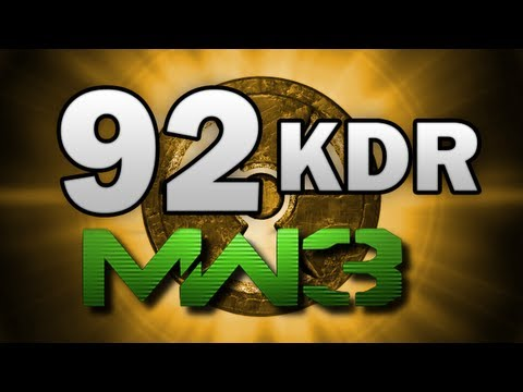 MW3 - 92 K/D M.O.A.B. Nuke Gameplay! - (Call of Duty Modern Warfare 3 Multiplayer)