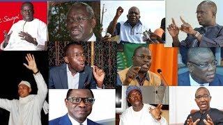 Pôle-éthique , Le Jeune leader du Parti de Malick Gackou , L'enjeu des presidentielles de 2019