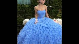 Most Beautiful Ball Gowns and Dresses