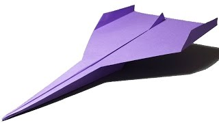 getlinkyoutube.com-Paper Planes - How to make a Paper Airplane that FLIES 10000 FEET | Limbus+
