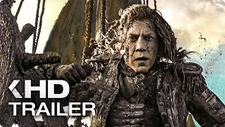 Pirates of the Caribbean 5 ALL Trailer & Spots (2017)