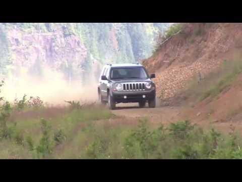 2017 Jeep Patriot | Four-Wheel Drive Operation