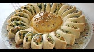Sunny Spinach Pie recipe!