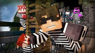 getlinkyoutube.com-Minecraft Mini-Game: COPS N ROBBERS! (R.I.P. AL THE SLIME!) /w Facecam