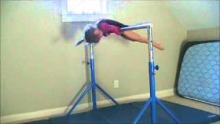 getlinkyoutube.com-Ryan 4 1/2 year old. gymnast