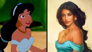 getlinkyoutube.com-This Is What Disney Princesses Would Look Like In Real Life