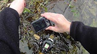 getlinkyoutube.com-早期のイワナ釣り渓流ベイトフィネスでカバー攻略!