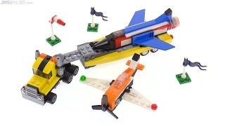 getlinkyoutube.com-LEGO Creator 3-in-1 Airshow Aces review! 31060